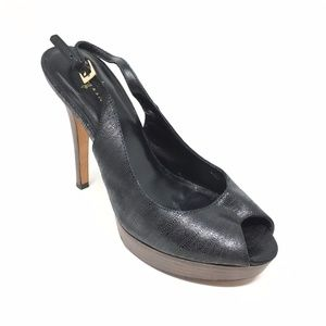Women's Cole Haan Air Slingback Pump Heels Sz 8.5B